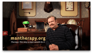 Man Therapy.org PSA