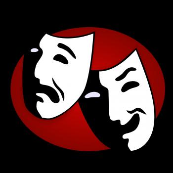 Bipolar disorder - Janus masks