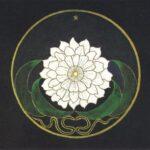 Jung Godlen Flower Mandala