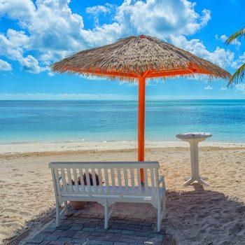 vacation beach tropics