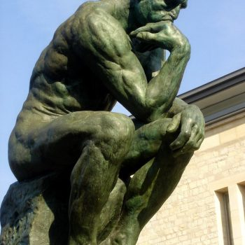 Rodins The Thinker Sculpture