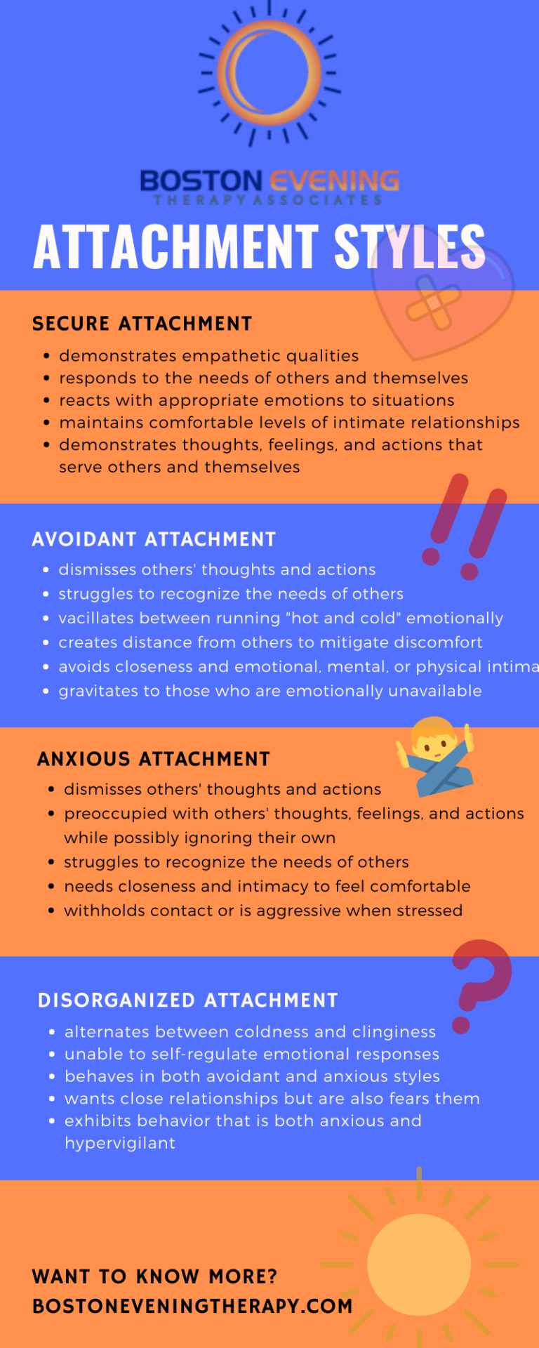 What is Attachment Disorder in Adults?   BETA